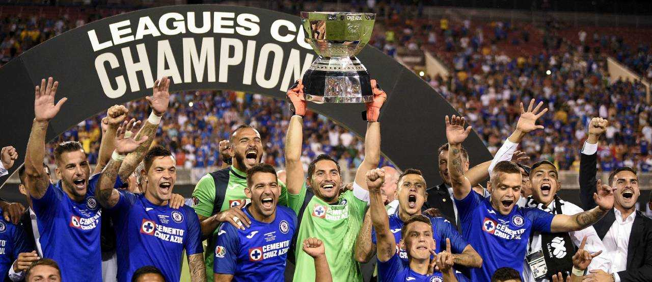 Leagues Cup 2019 goes to La Maquina! Cruz Azul top Tigres UANL in heated final